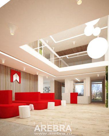 Архитектурный конкурс на создание дизайн-концепции реконструкции Пискаревского библиотечно-культурного центр