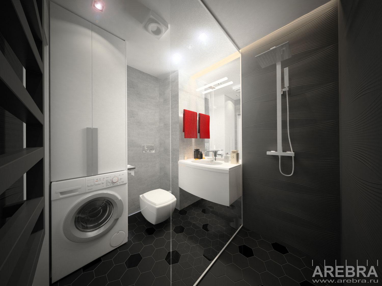 Дизайн проект квартиры СПб, ЖК Шведская Крона