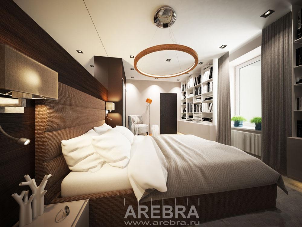 Дизайн проект квартиры ЖК Лиственный