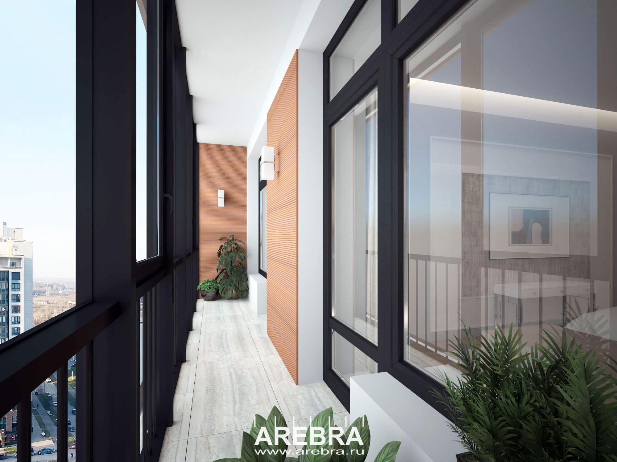 Дизайн проект интерьера квартиры для руководящего персонала «Балтийская Жемчужина» г. Санкт-Петербург