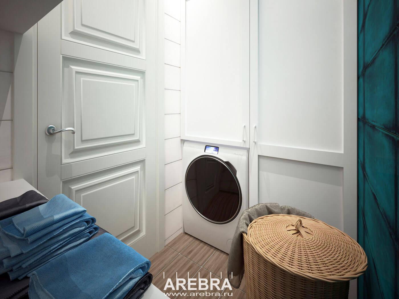 Дизайн проект квартиры в ЖК»ЛЕНИНГРАД» (СПб)
